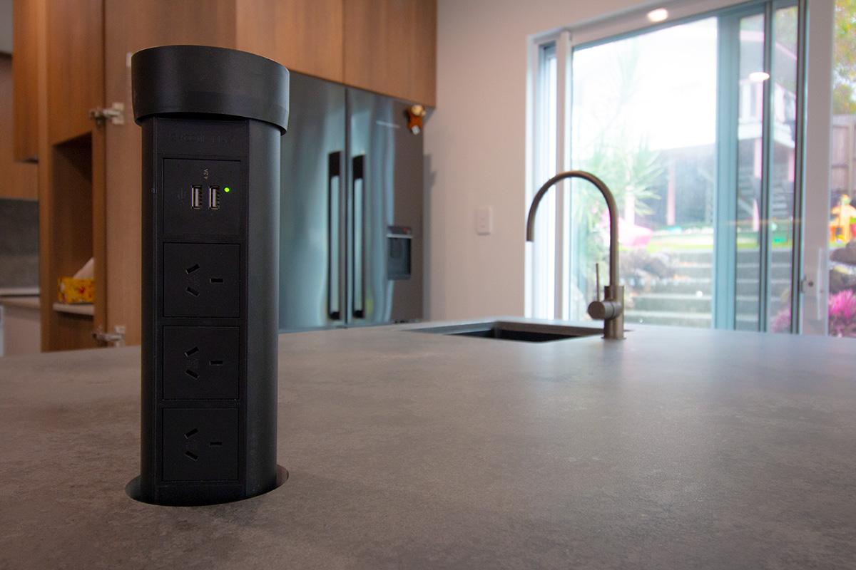 pop up power kitchen benchtop gold coast