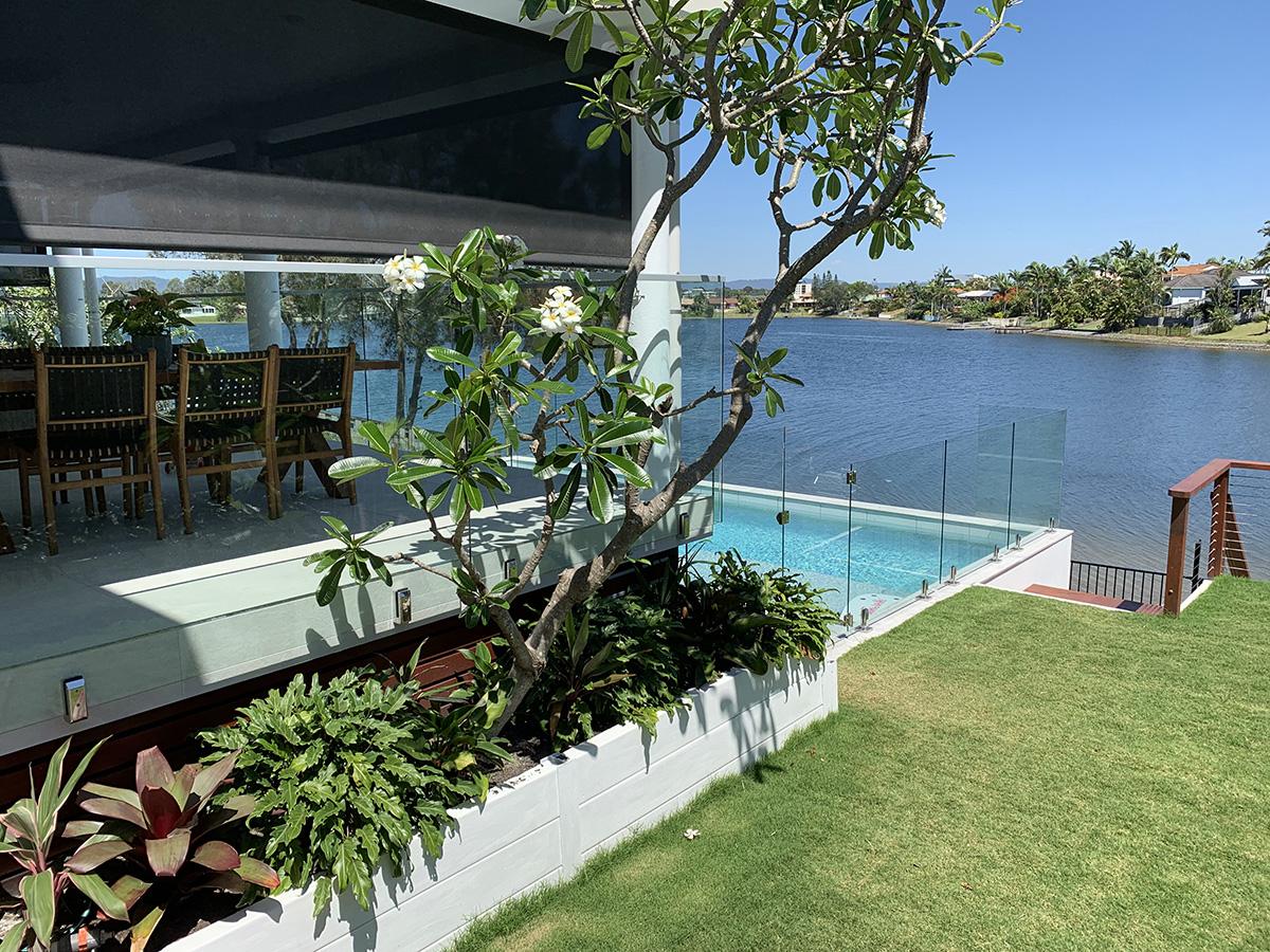 Prestige outdoor entertainment area builder gold coast