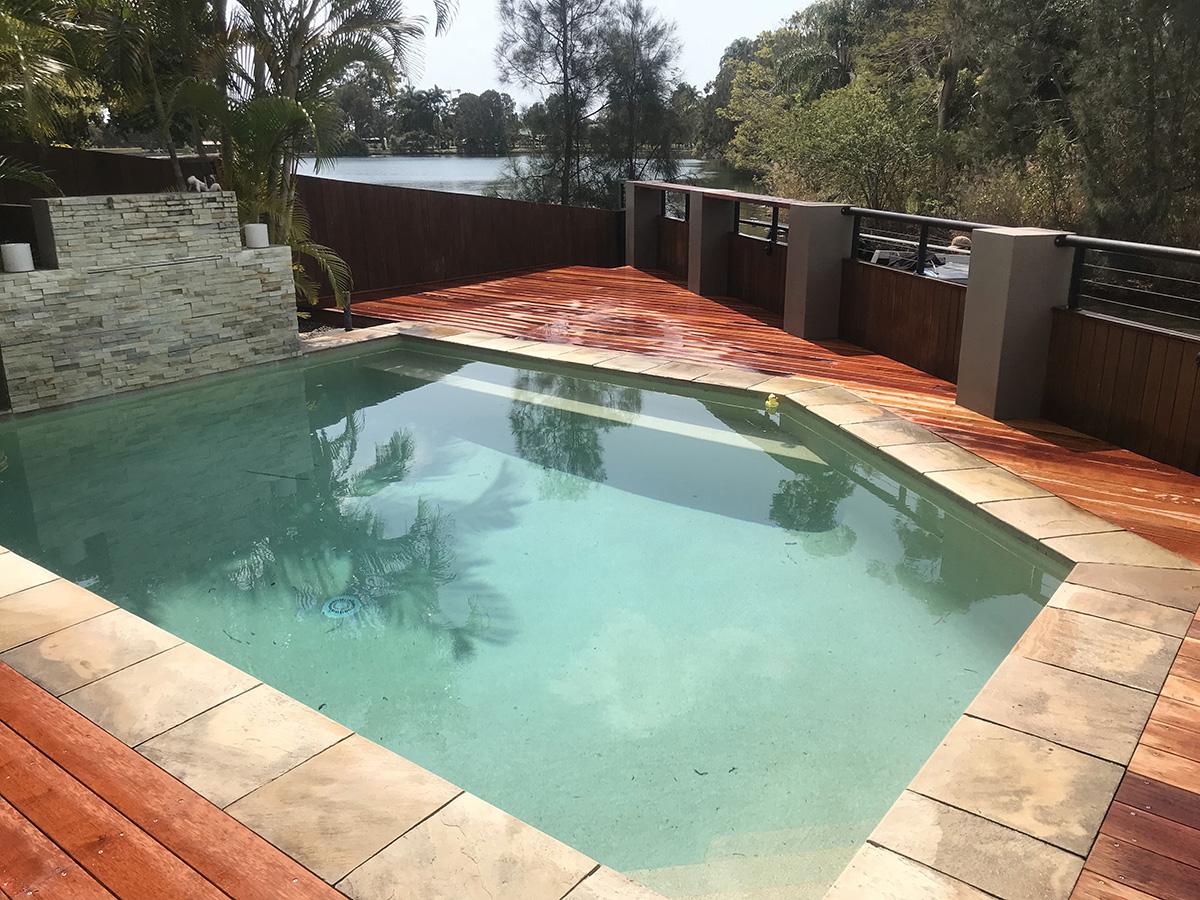 pool surround renovations builder gold coast